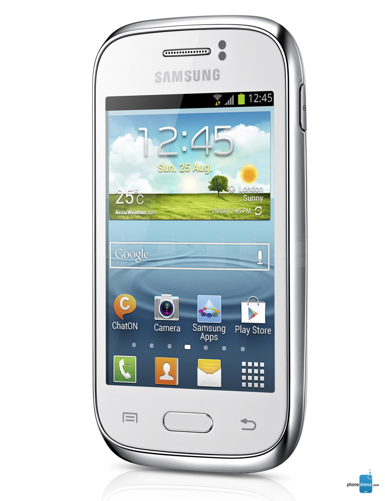 Samsung Galaxy Young Specs