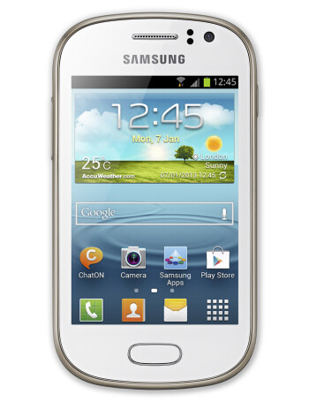 Samsung Galaxy Fame specs