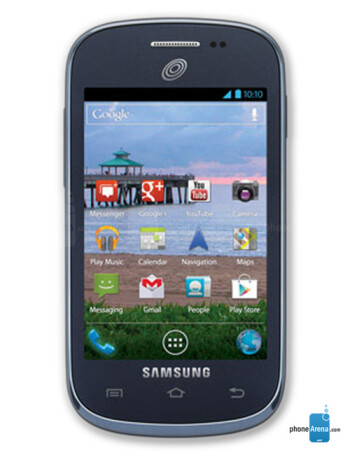 Samsung Galaxy Discover S730G