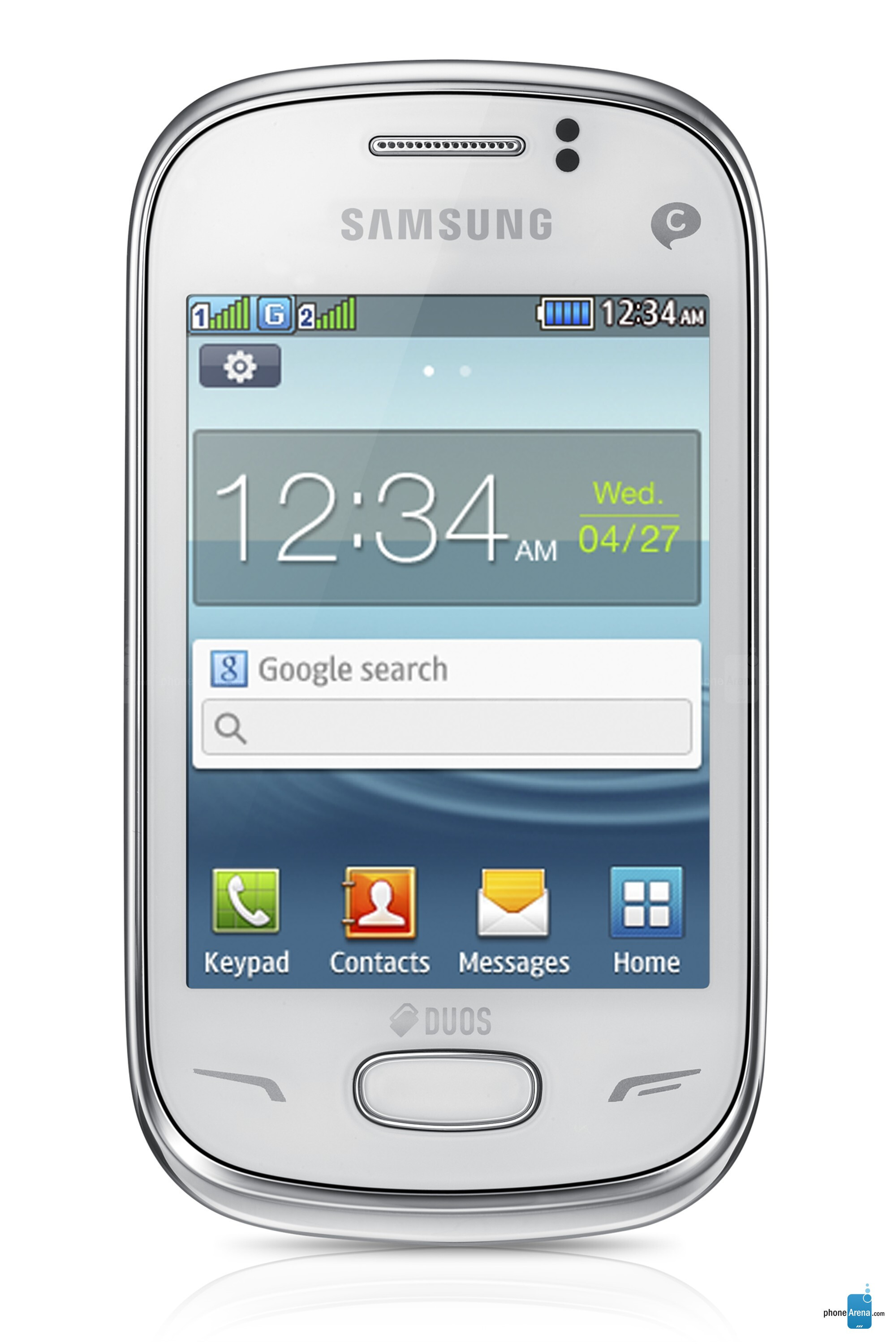 Samsung Rex 60 CR - Full phone specifications