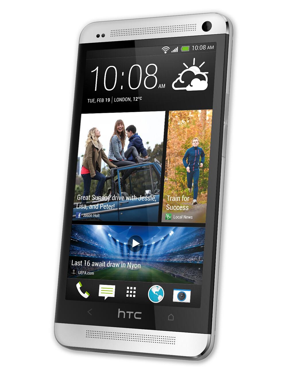 HTC One full specs