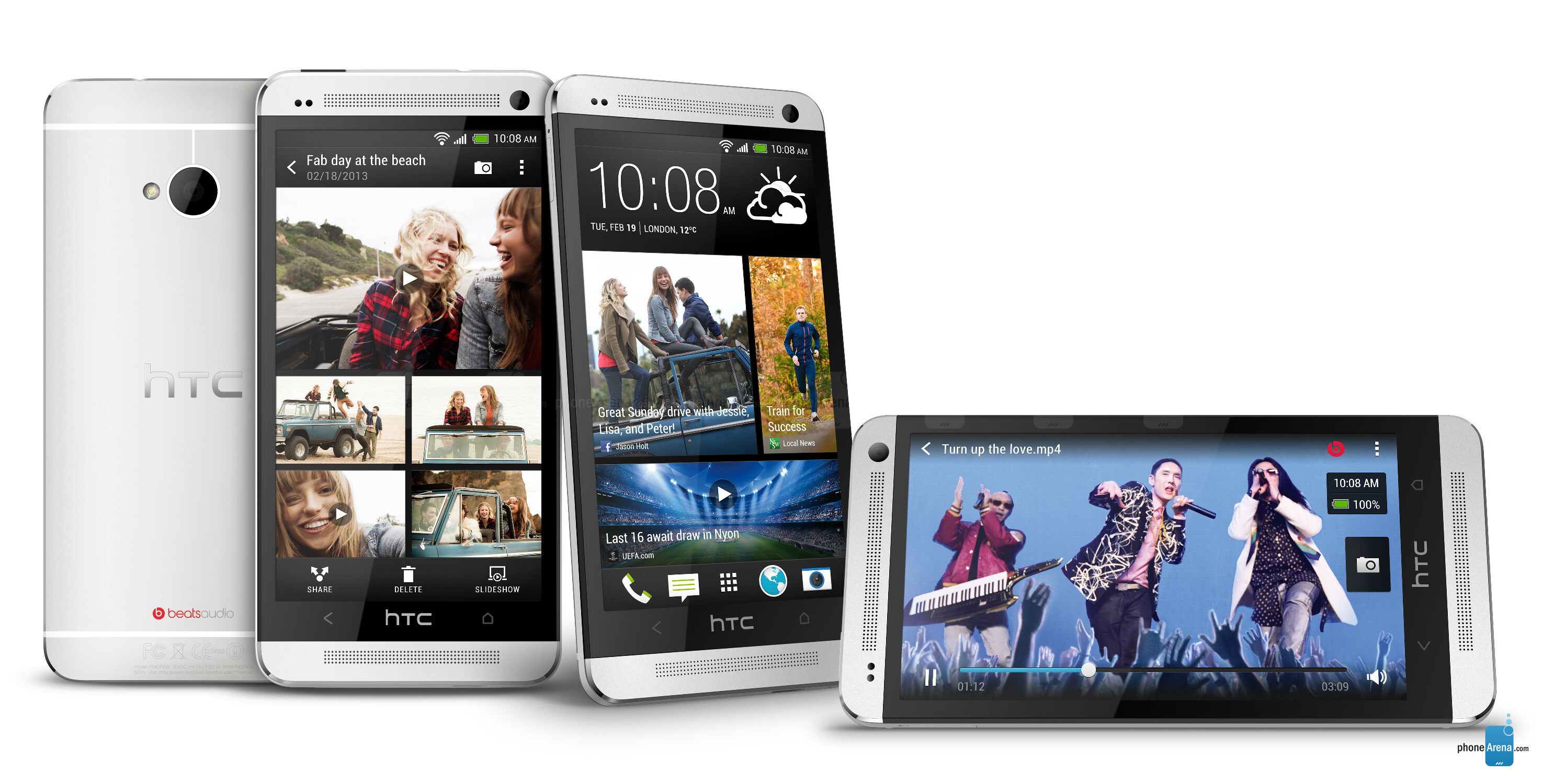 نرم افزار جديد htc one x دانلود آندروید دانلود تم جدید برای HTC One X دانلود