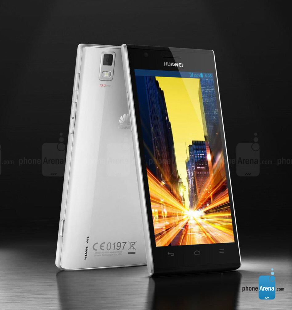 Huawei Ascend P2 Specs