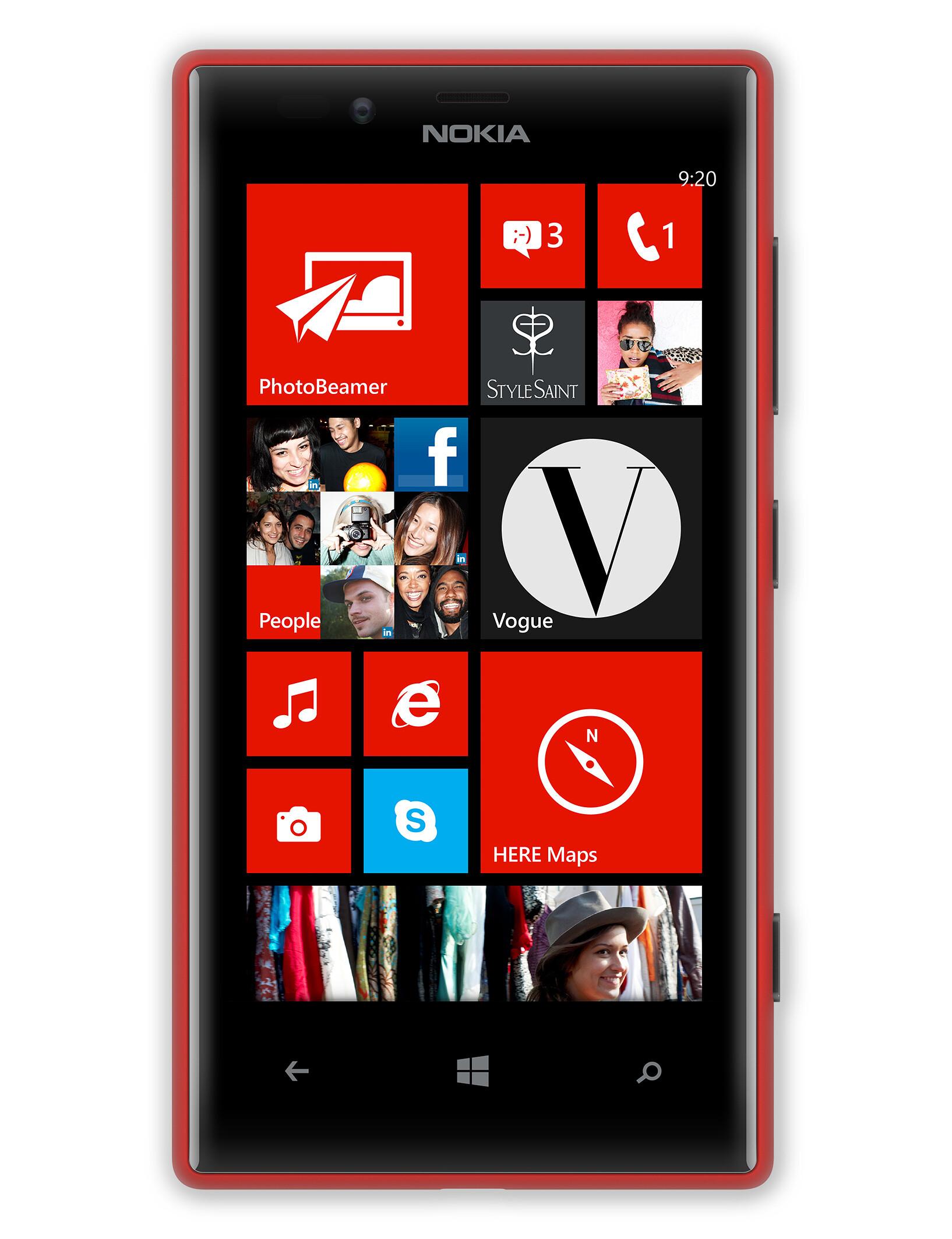 Manual. Nokia Lumia 720