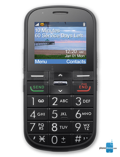 Tracfone alcatel a382g manufactures manual