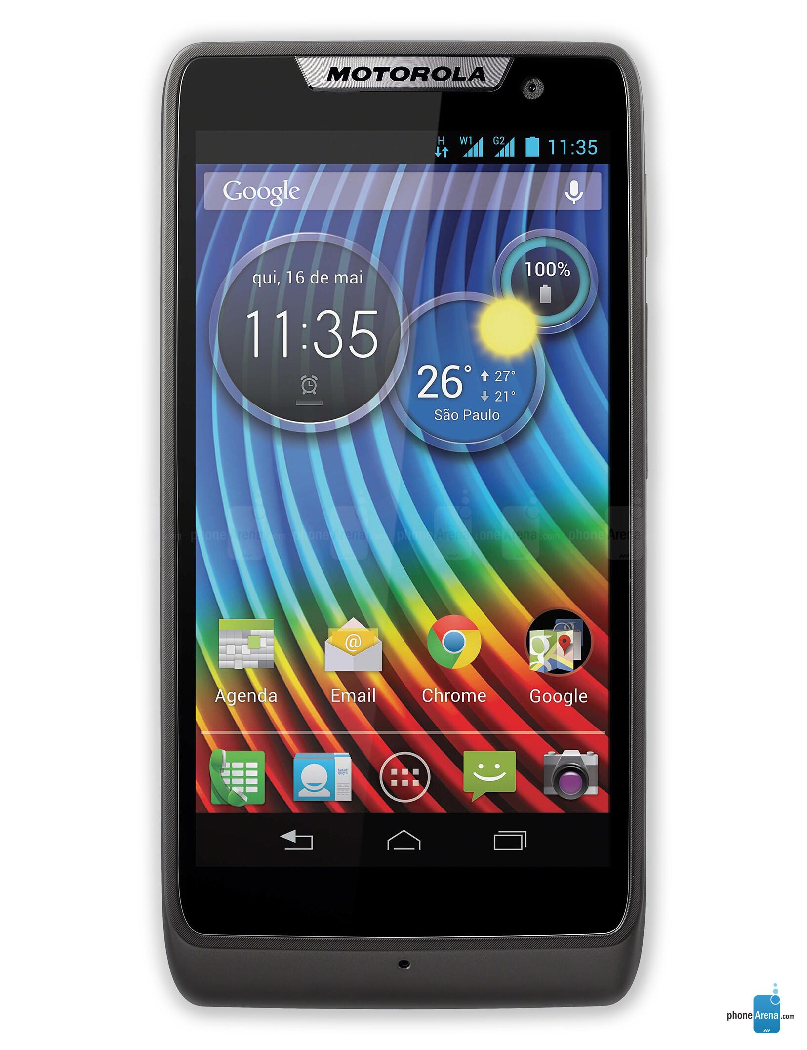 Motorola RAZR D3 specs