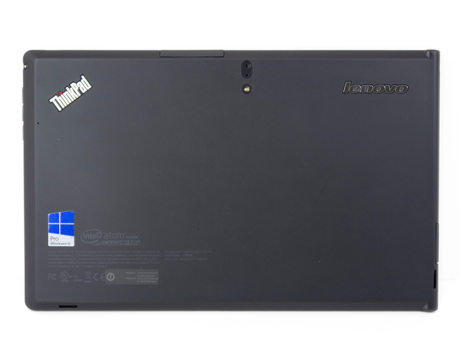 Lenovo Thinkpad Tablet 2 Specs