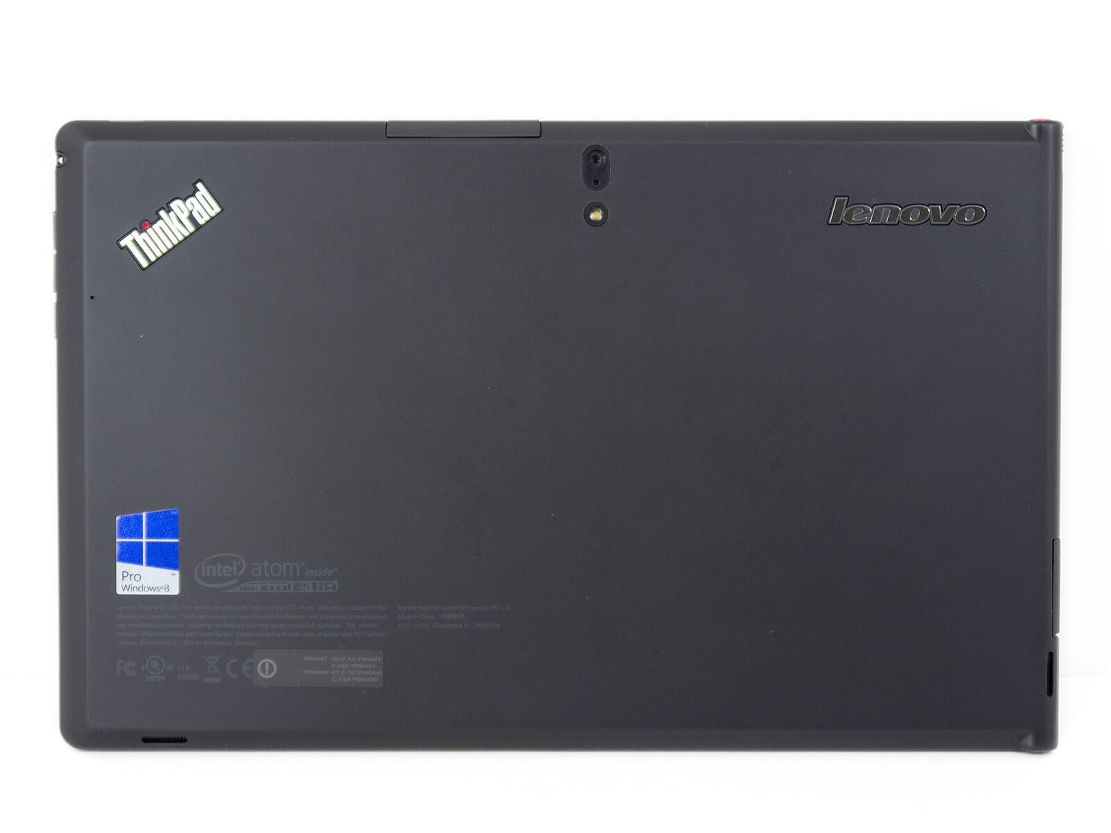 Lenovo Thinkpad Tablet 2 Specs