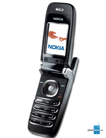 Nokia 6060 / 6061 / 6062