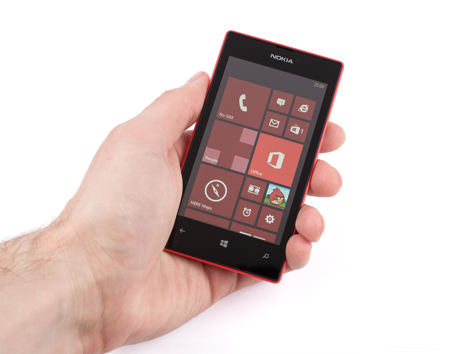 Remember the Nokia Lumia 520? For years it has been the ...
