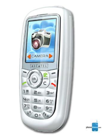 Alcatel OneTouch 565