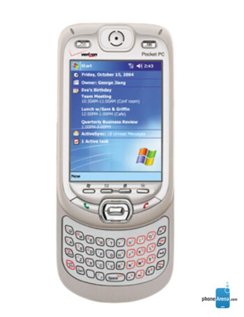 HTC Harrier