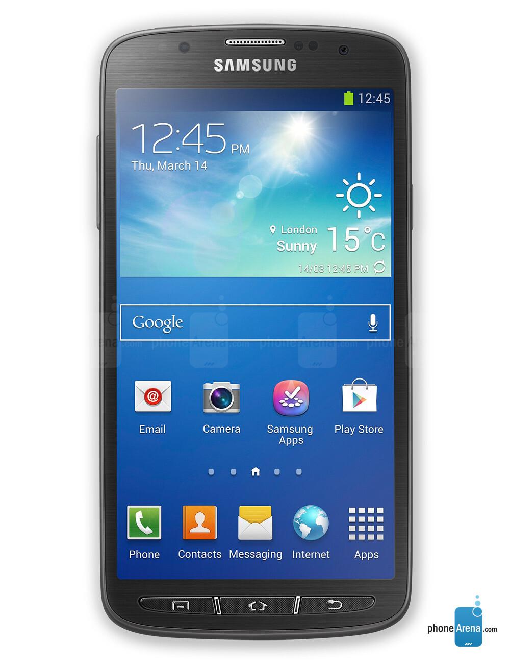 Samsung Galaxy S4 Active specs