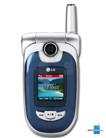 Amazon.com: Verizon LG VX8300 No Contract Camera Cell Phone: Cell ...
