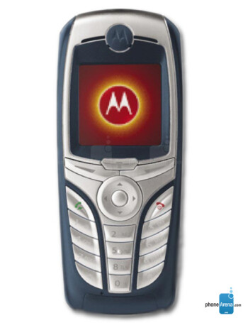 Motorola C380/C385
