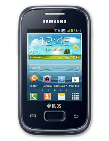 Galaxy Pocket Plus