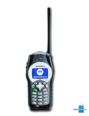 Motorola i325