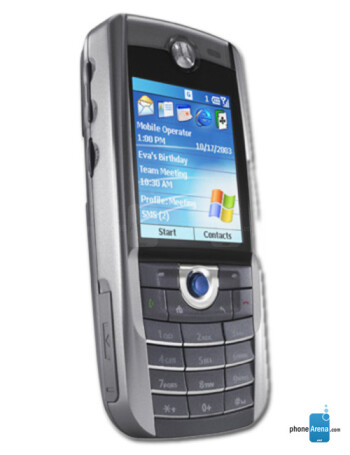Motorola MPx100