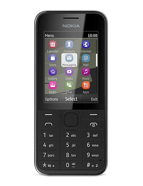 Nokia 208 Black - Buy Nokia 208 Black Online at Best Prices in ...