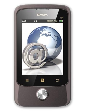 LAVA Discover 124