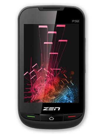 Zen Mobile P32
