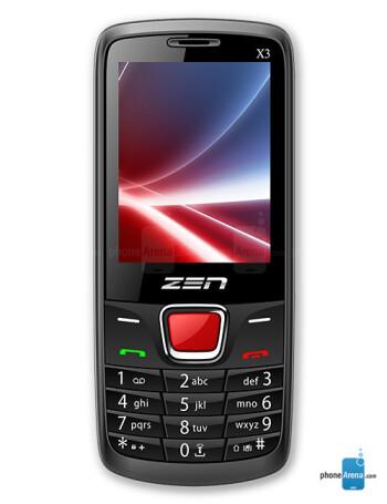 Zen Mobile X3