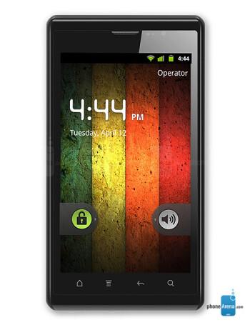 Zen Mobile U4