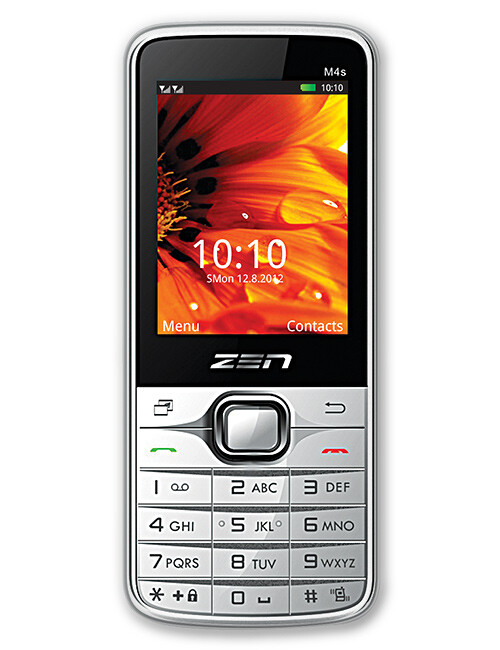 Zen Mobile M4s Specs