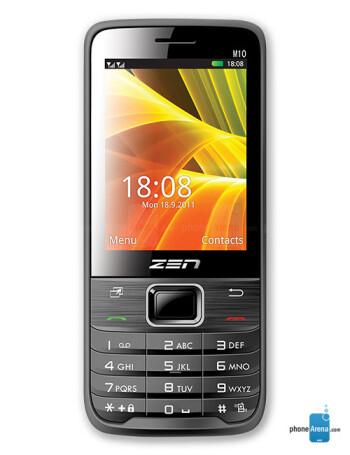 Zen Mobile M10