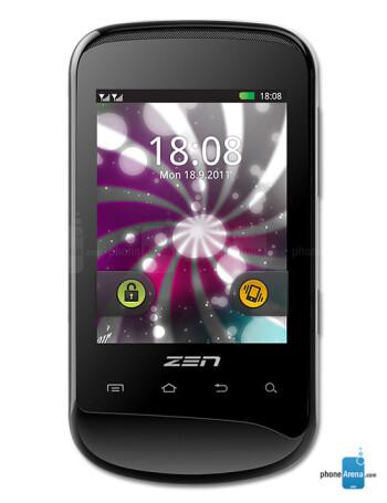 Zen Mobile P8i
