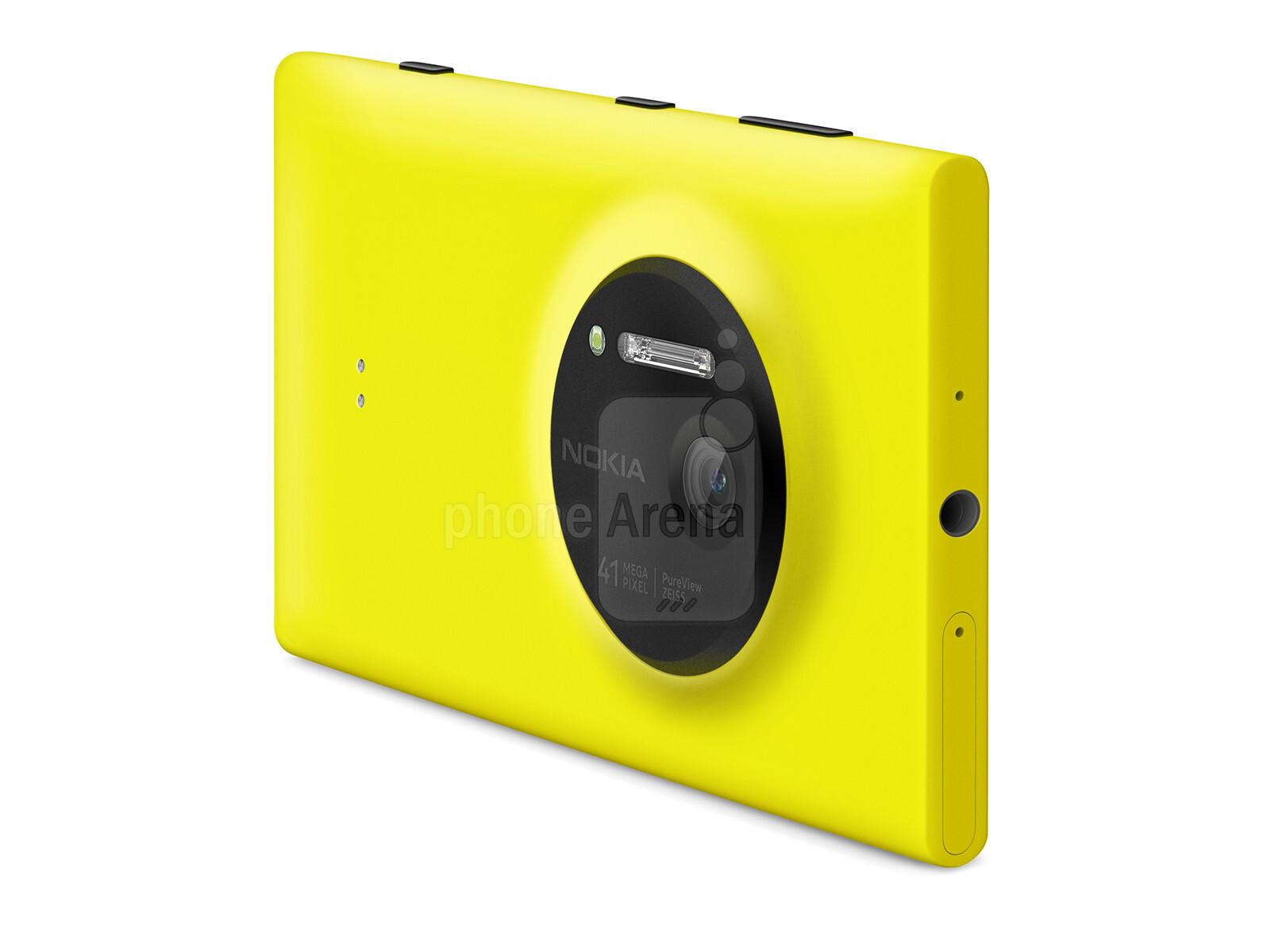 Nokia Lumia 1020 Specs