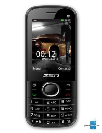 Zen Mobile M4