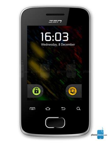 Zen Mobile P8
