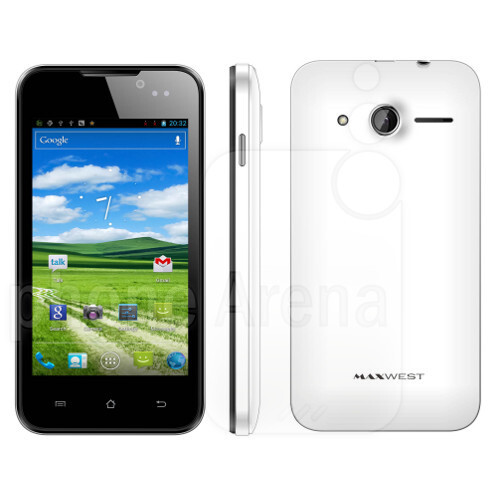 Maxwest android 3800 manual
