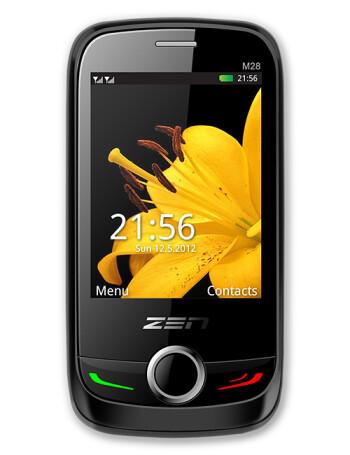 Zen Mobile M28