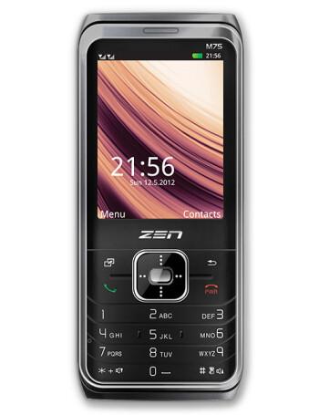 Zen Mobile M75
