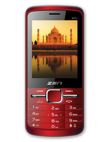Zen Mobile M72 Plus
