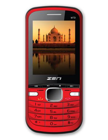 Zen Mobile M72i