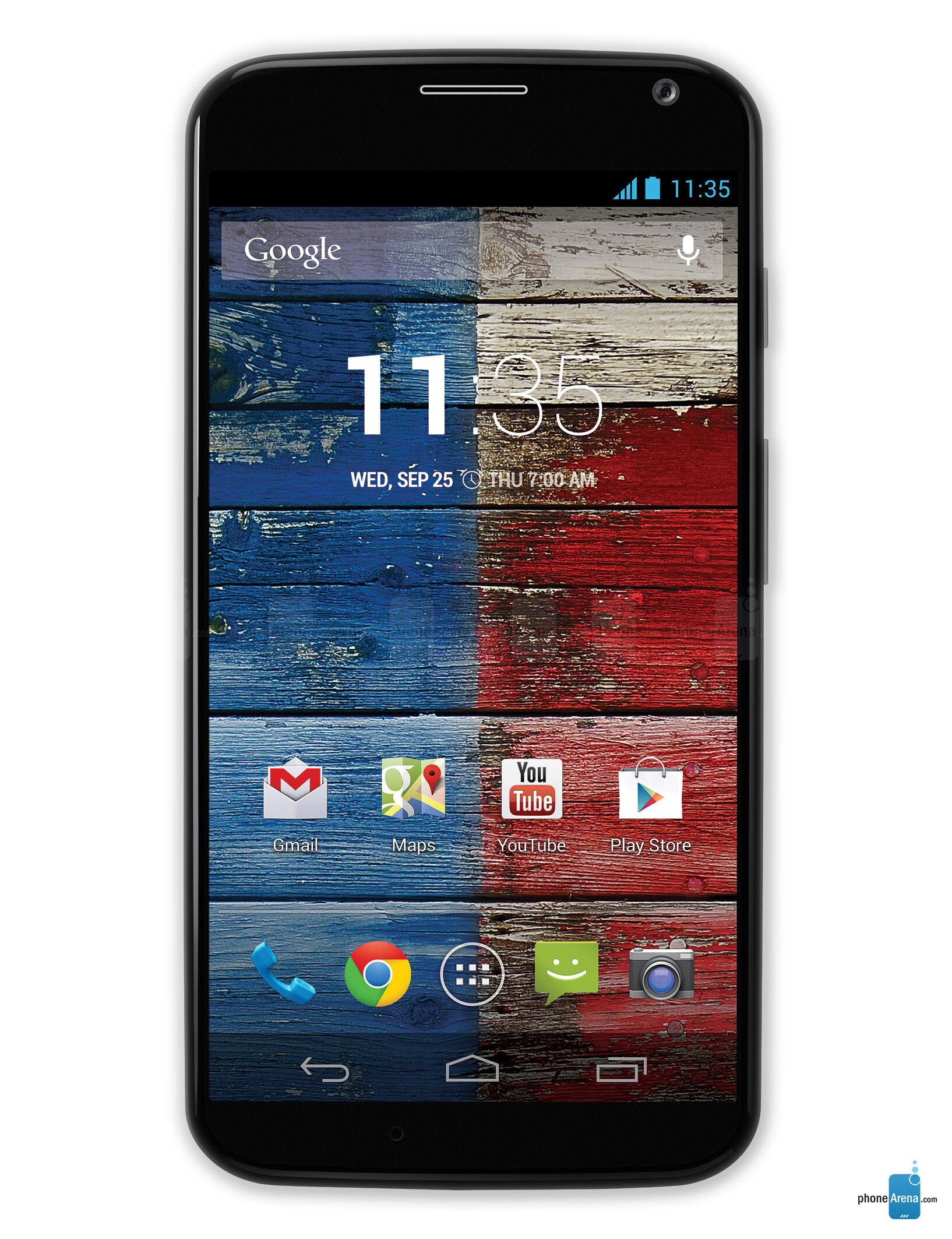Motorola Moto X specs