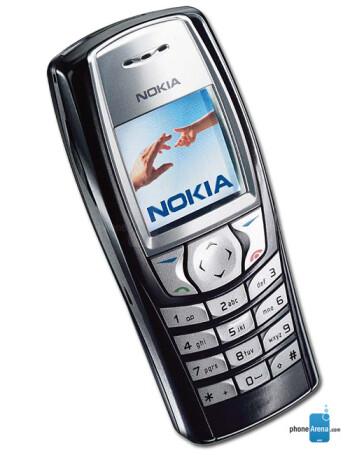 Nokia 6610 specs