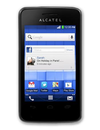 Alcatel OneTouch Pixi