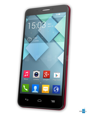 OneTouch Idol S