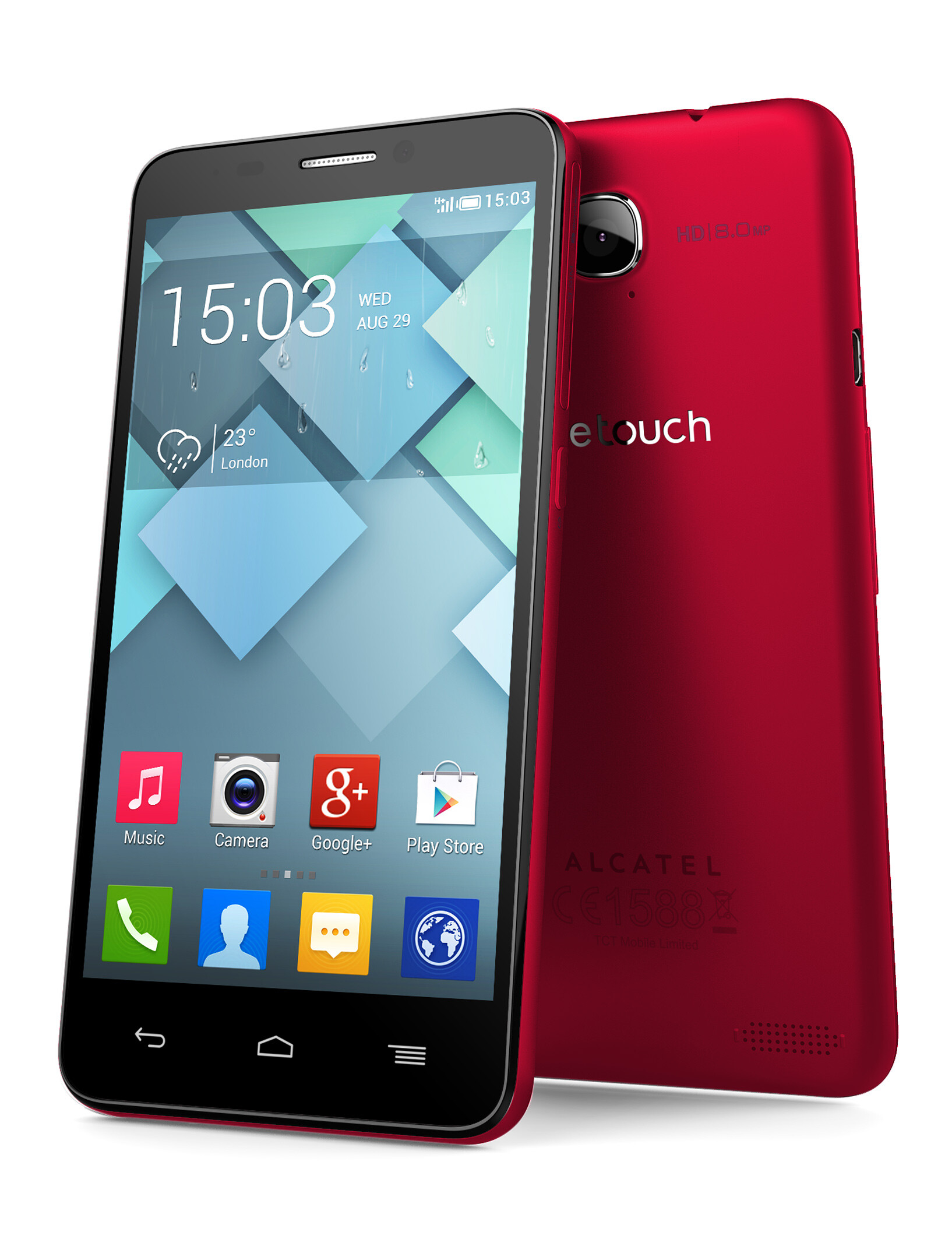 Alcatel one touch idol 2 price