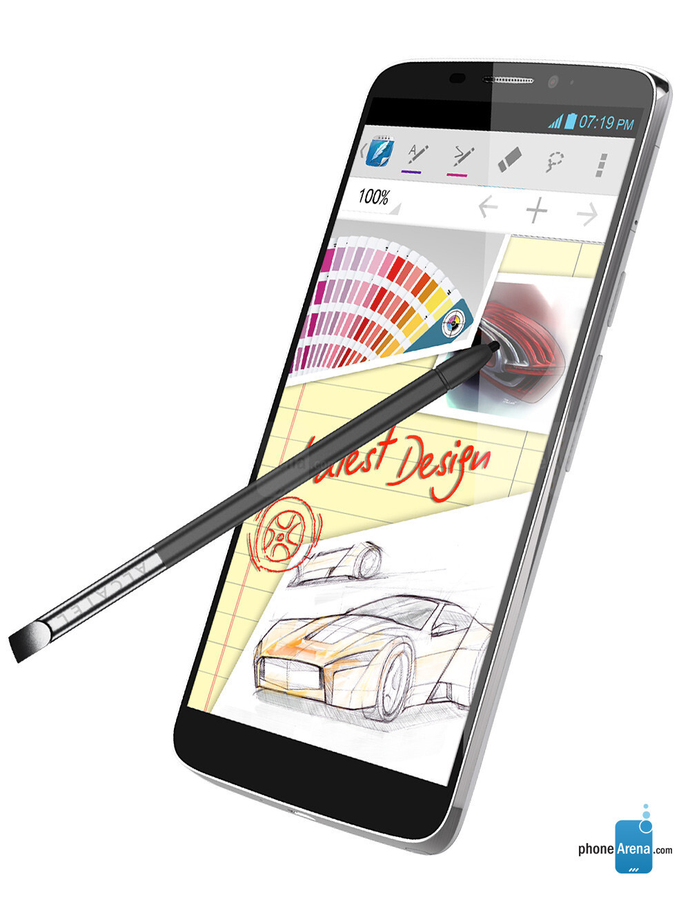 Displaying 20u0026gt; Images For - Alcatel One Touch Hero...