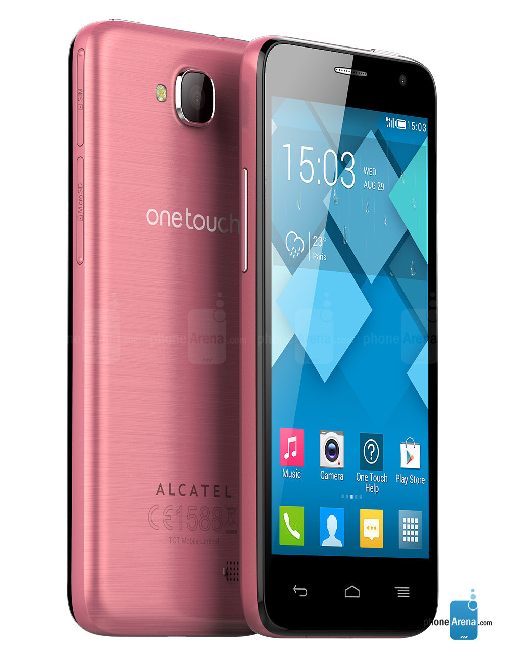 Alcatel idol mini 6012x фото