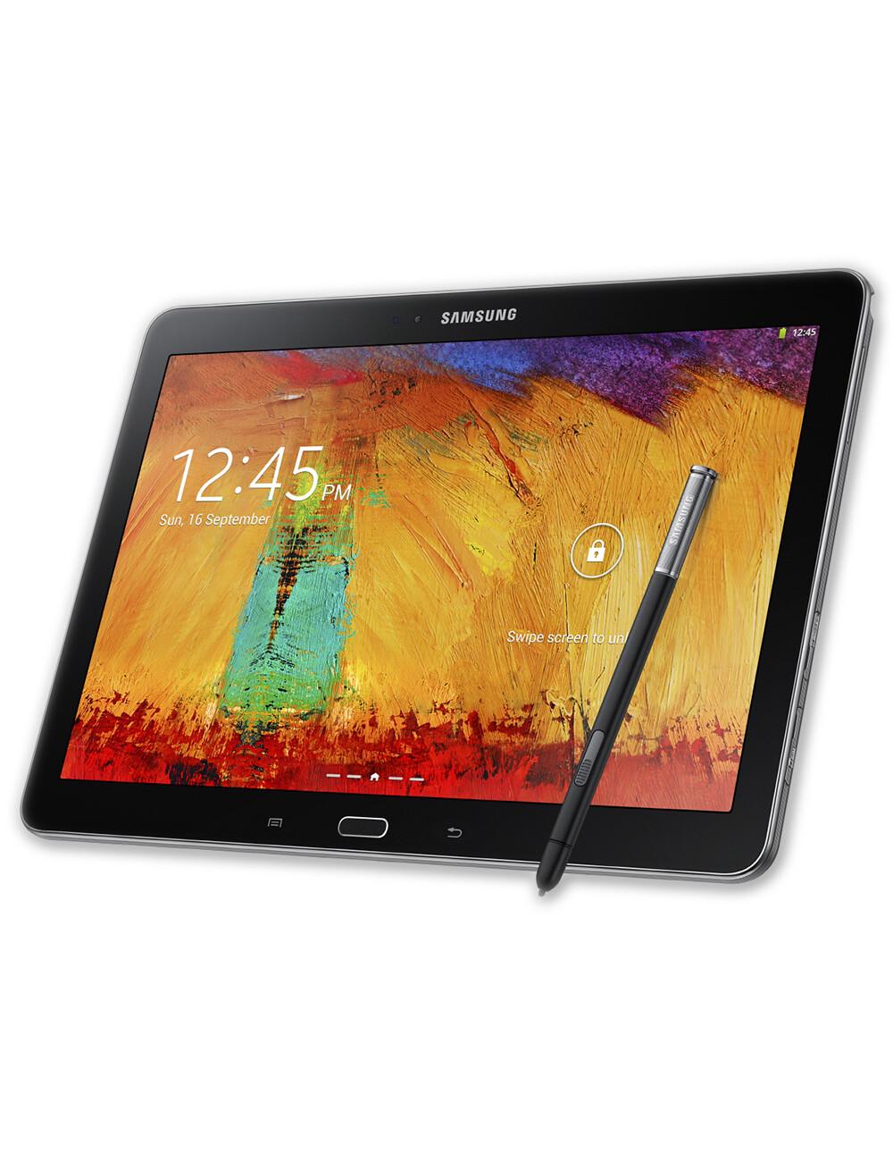 Samsung galaxy note tab 2014?