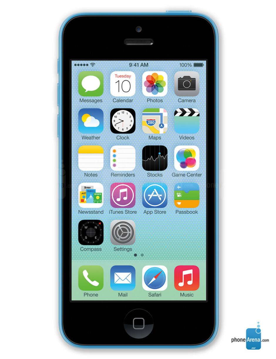 Apple iPhone 5c specs - PhoneArena
