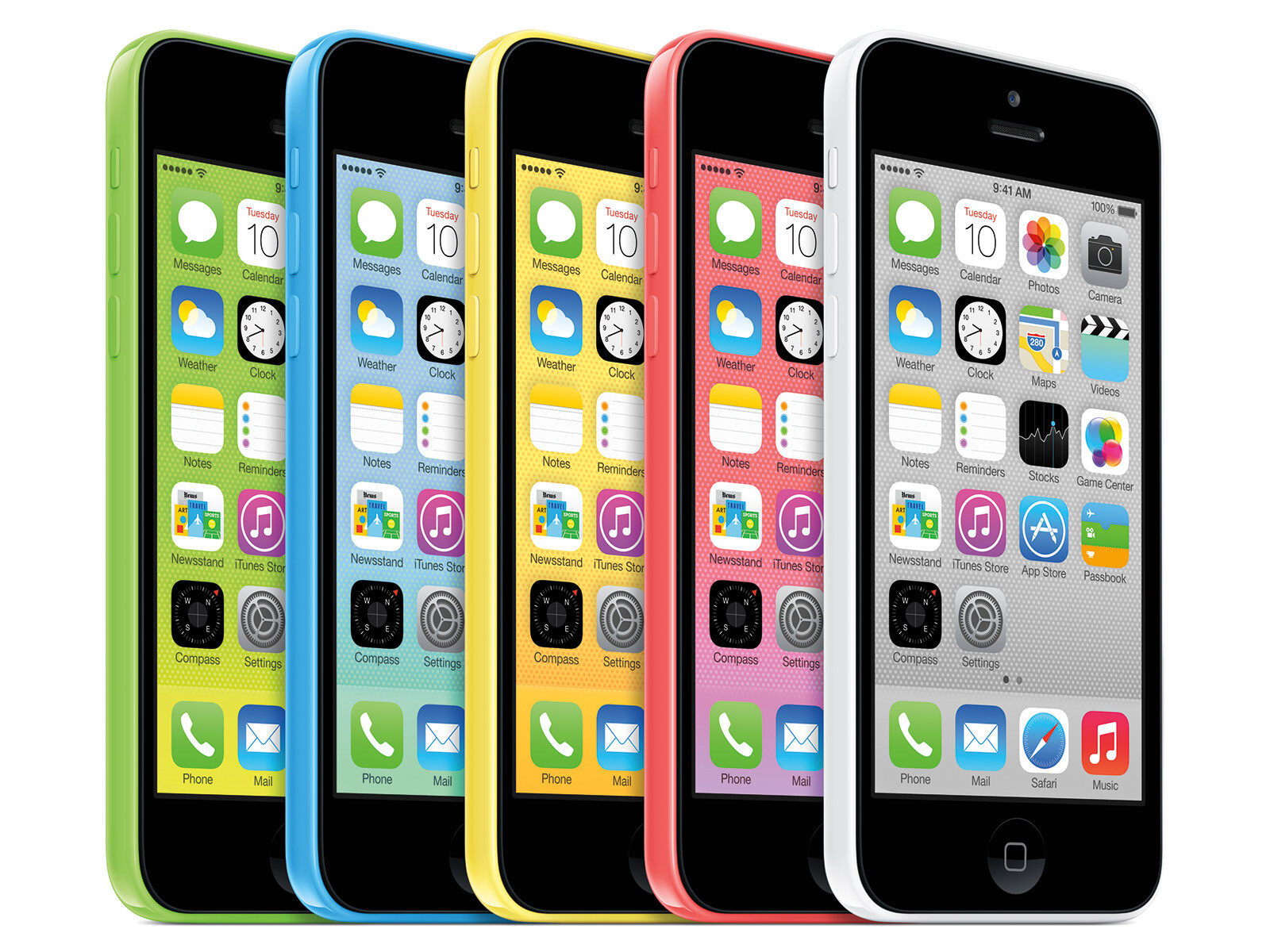 how big is an iphone 5c apple iphone 5c specs 18426