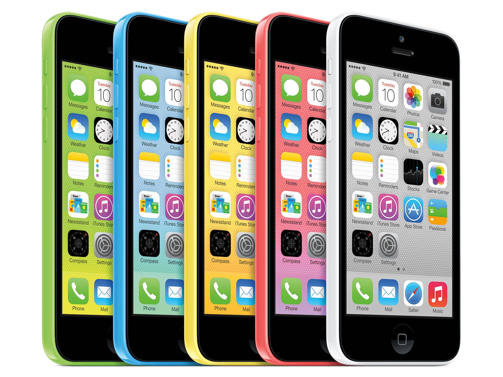 Apple Iphone C Ad
