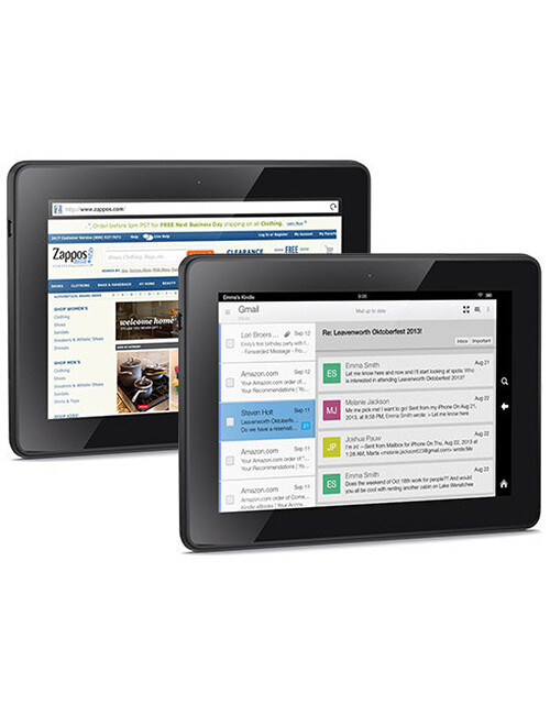 Amazon Kindle Fire HDX 8.9 full specs
